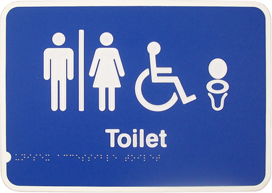 Bathroom Signs Braille talbot walsh | engraving & signs | product catalogue > signs